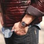 ceas fossil de mana - pentru barbati