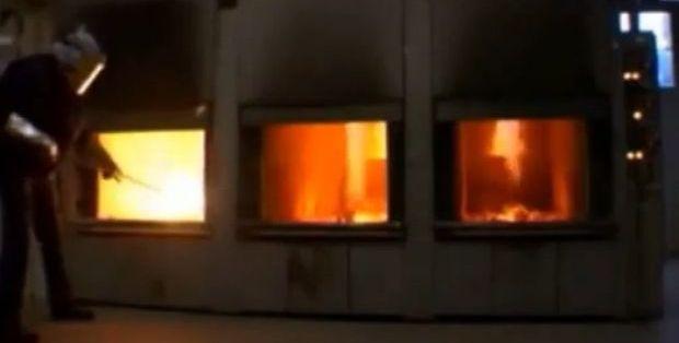incinerare umana