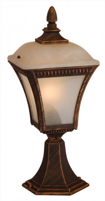 stalpisor iluminat exterior clasic