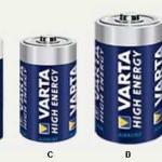 baterii Varta
