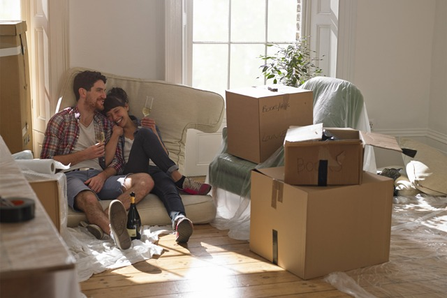new-house-move-in
