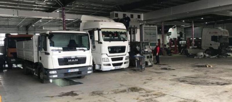 service camioane de incredere