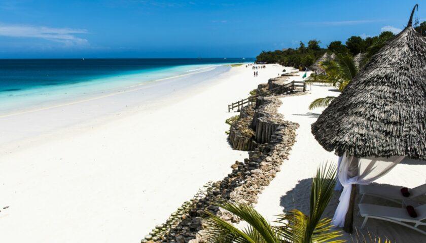Cele mai renumite hoteluri din Zanzibar